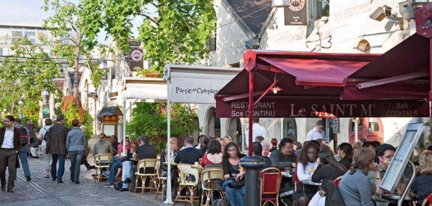 Paris Bercy hotel : a perfect base in a great district