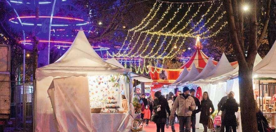 Laissez-vous emporter par notre offre de Noël à Paris