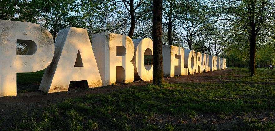 Le Parc Floral du Bois de Vincennes à l'heure d'été