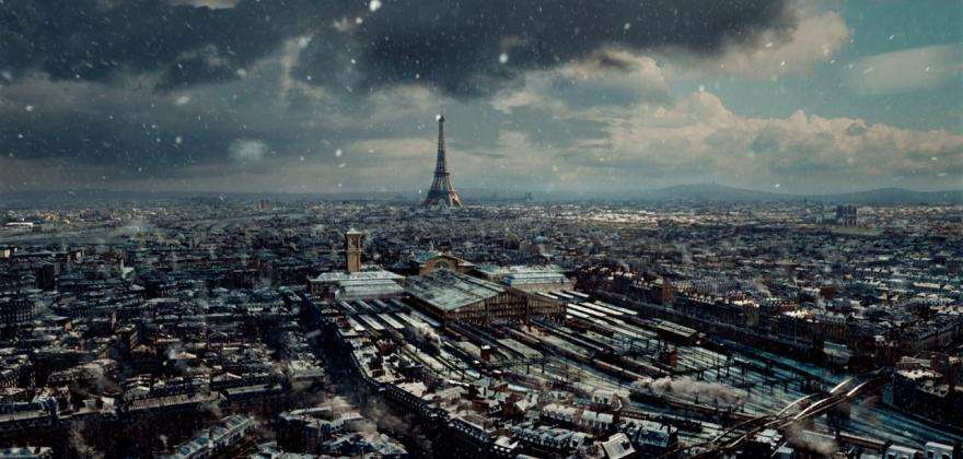 For great unusual outings Paris offers the film trails