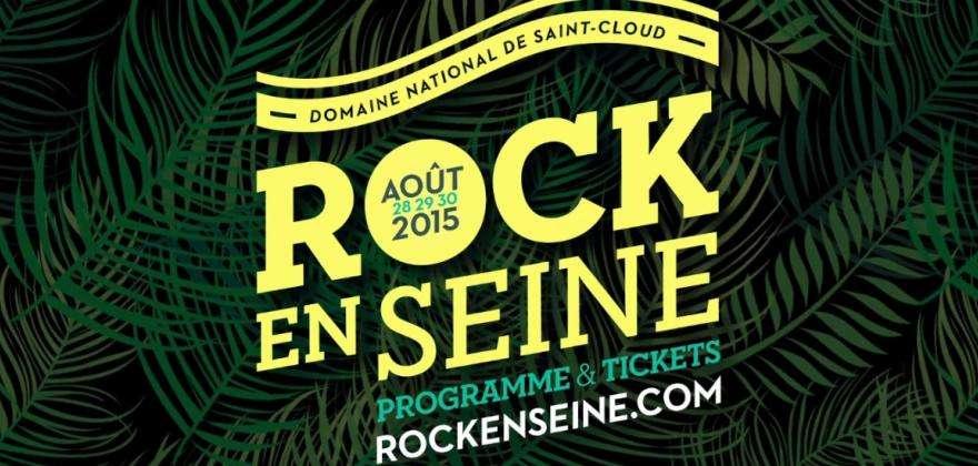 Rock en Seine & the Fête de la Gastronomie