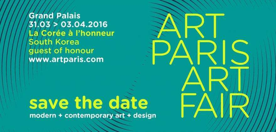 A springtime artistic appointment in Paris