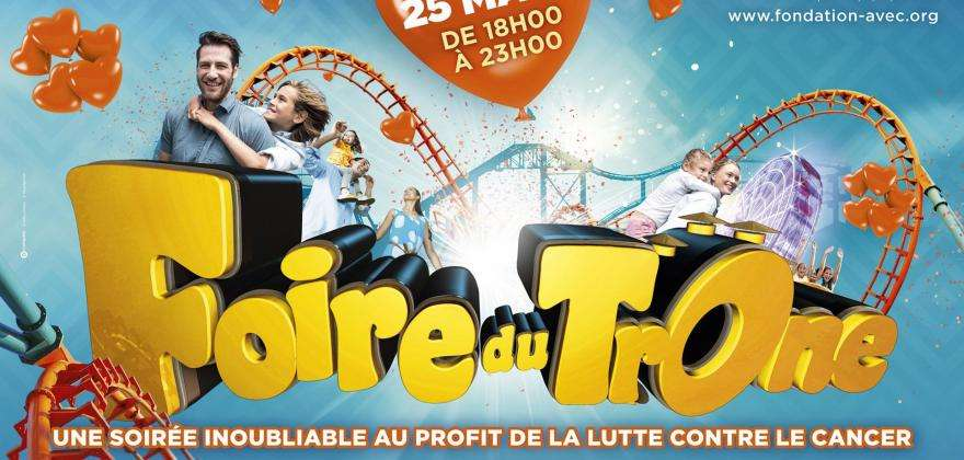Roll up! Roll up! To the biggest fair in France