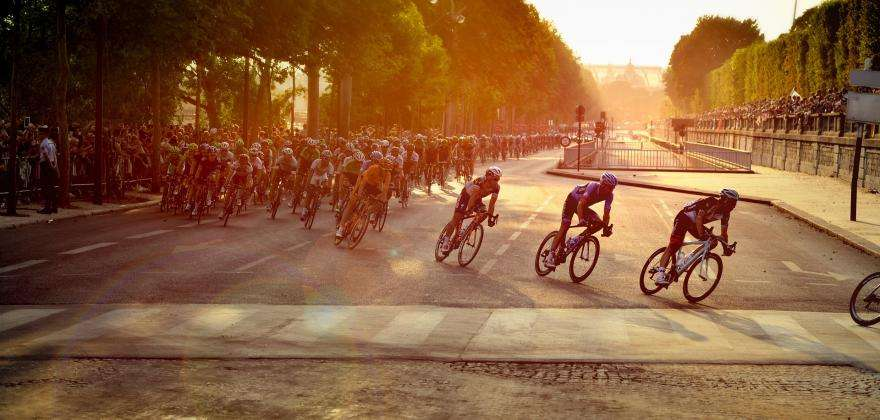 The Tour de France: experience the event in person