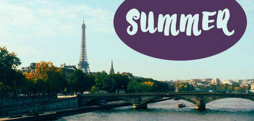 A host of entertainment in Paris this summer