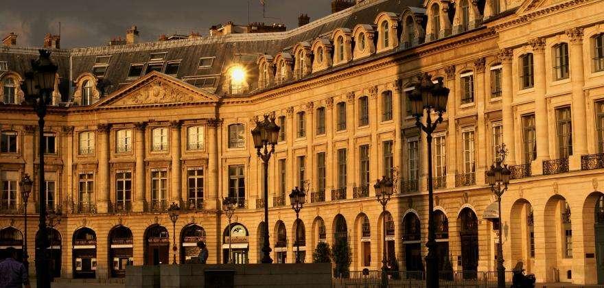 Pour la Saint Valentin, petit détour par la place Vendôme