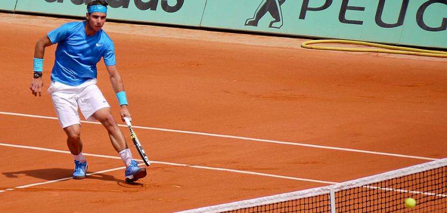 The French Open, the world's greatest clay court tournament
