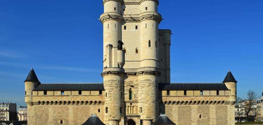 Idée de Saint Valentin : escapade au Château de Vincennes