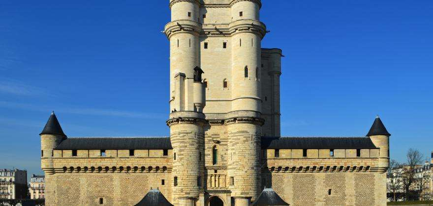 Ideas for Valentine's Day: a visit to the Château de Vincennes