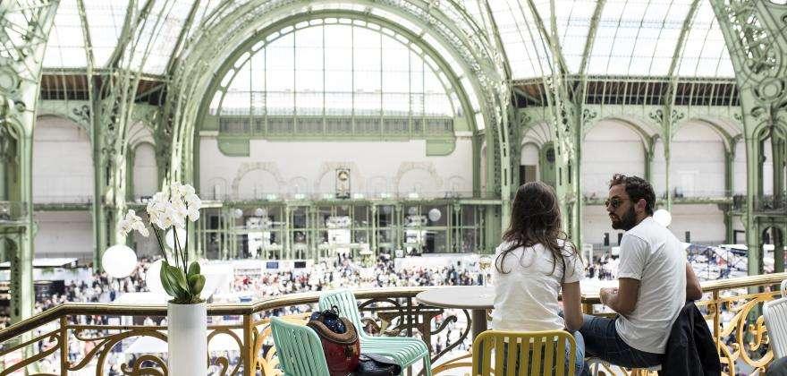 Enjoy a gourmet break with Taste of Paris and restaurants