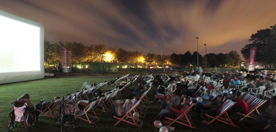 La Villette, the best of outdoor cinema