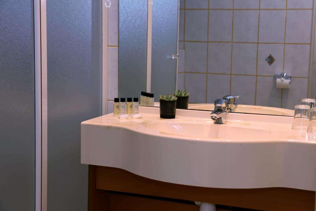 Hôtel L'interlude - Chambre - Salle de bain
