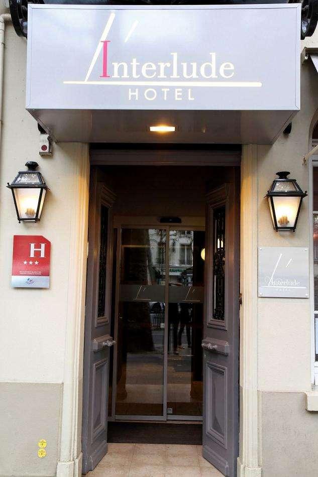 Hôtel L'interlude - Hotel