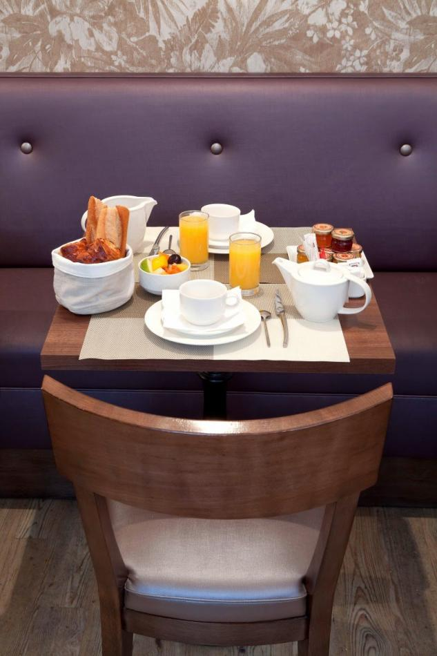Hotel L'interlude - Breakfast